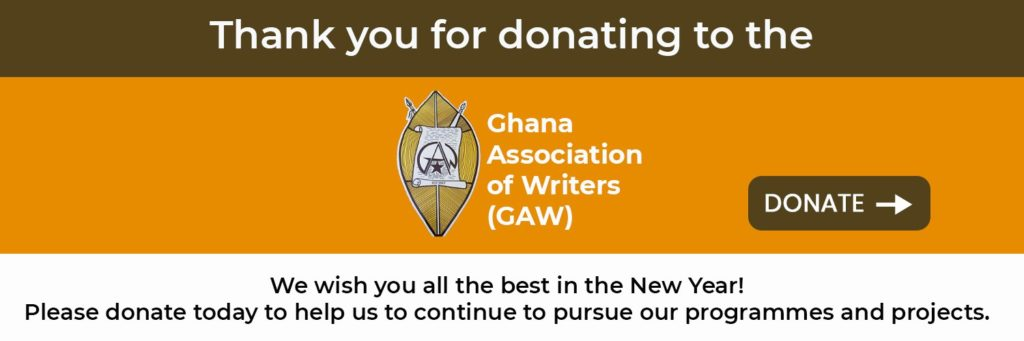 Donate to GAW