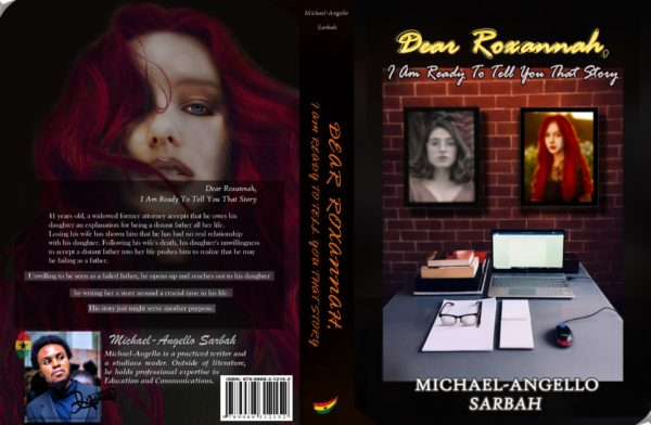 Cover for eBook Edition of 'Dear Roxannah, I Am Ready To Tell You That Story'