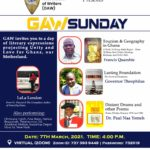 GAW Sunday – March