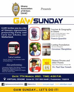 Read more about the article GAW Sunday – March