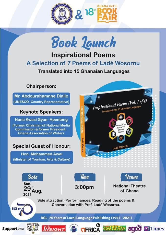 Read more about the article Book Launch Inspiration Poems