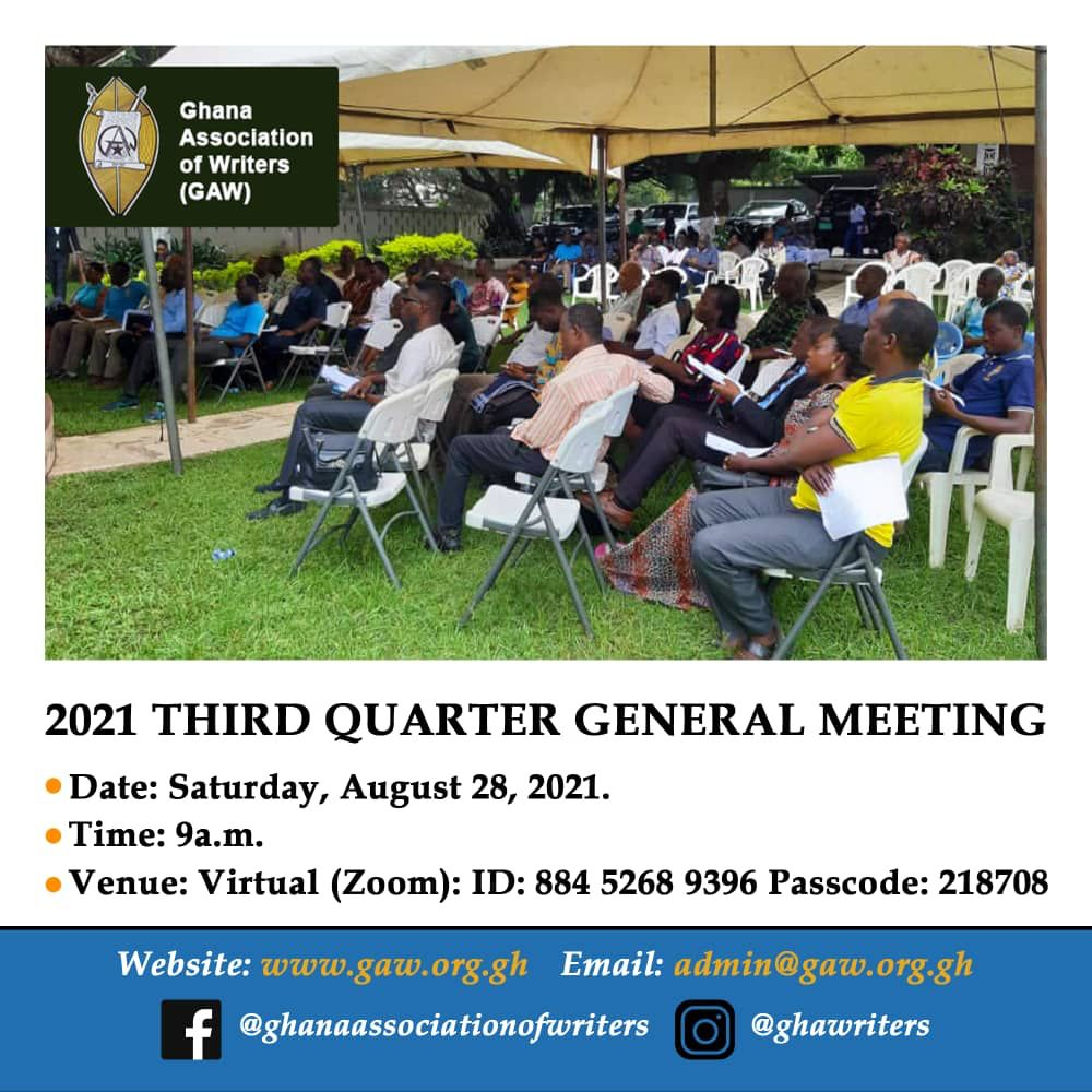 Read more about the article 2021 Third Quarter General Meeting