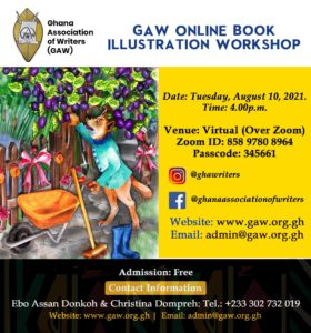 Read more about the article GAW BOOK ILLUSTRATION WORKSHOP