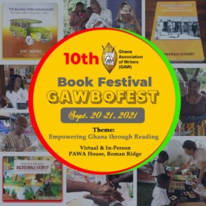 Read more about the article 1Oth GAW Book Festival (GAWBOFEST)