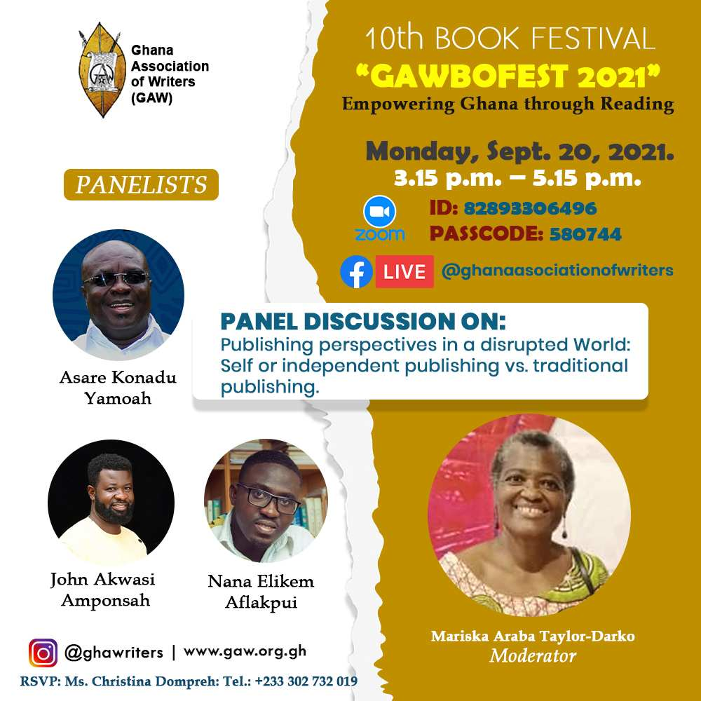 You are currently viewing PANEL DISCUSSION