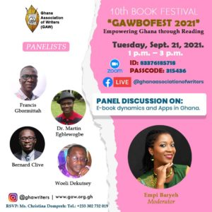 Read more about the article GAWBOFEST 2021 – PANEL DISCUSSION